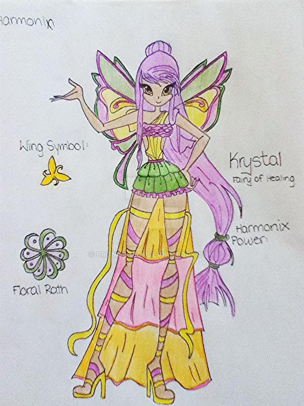 Krystal Harmonix by Broncat563
