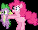 Here!  You Can Take Spike!