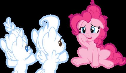 Cheer Up, Pinkie Pie! by PsychicWalnut