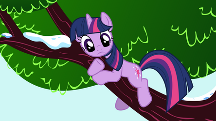 Twilight, Hang in There! by PsychicWalnut