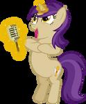Golden Notes - My Little Karaoke OC