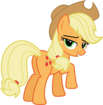 I Think Applejack Likes You