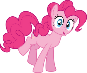 Pinkie Confused by PsychicWalnut