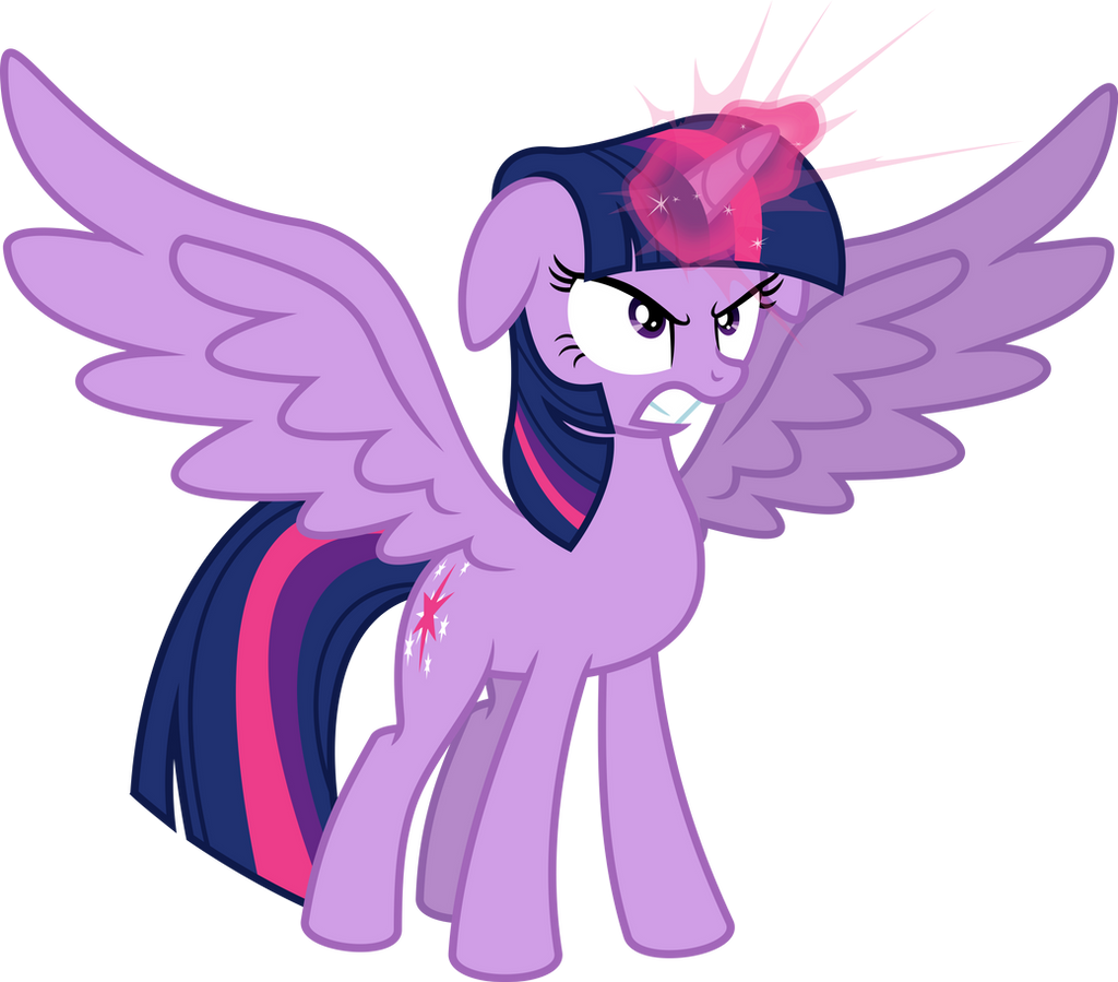 Angry Princess Twilight by PsychicWalnut on DeviantArt