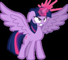 Angry Princess Twilight