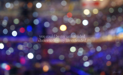 Unintended.