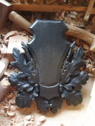 Trophy shield roe