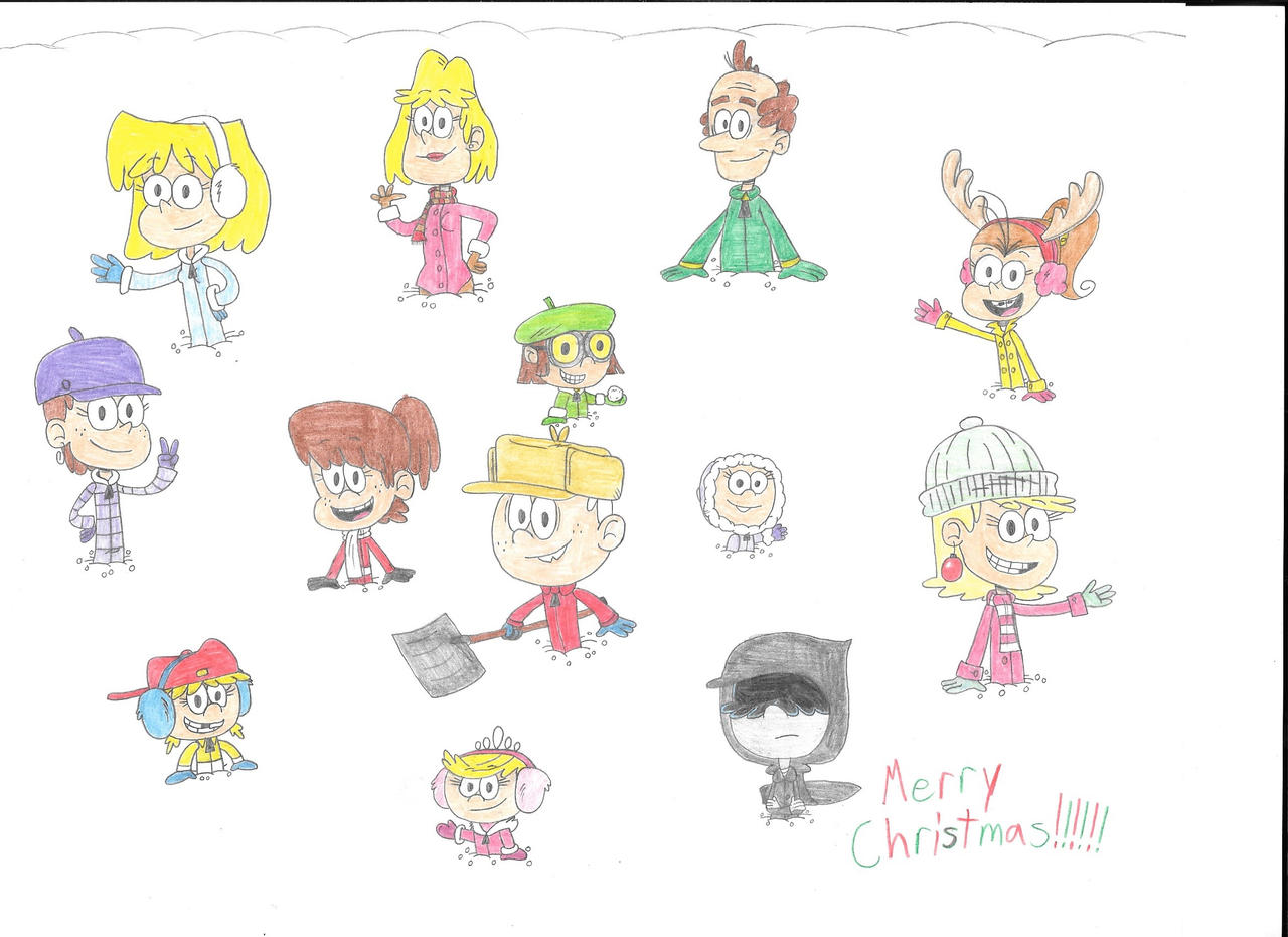A Loud House Christmas by Chimafan1 on DeviantArt