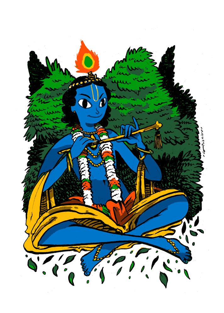 Sri Govinda by quick2004