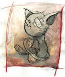 _Blind Black Cat 4 by quick2004