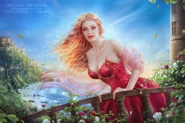 Princess Aurora by TatyanaChe