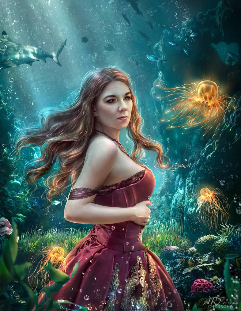 Medusa by TatyanaChe