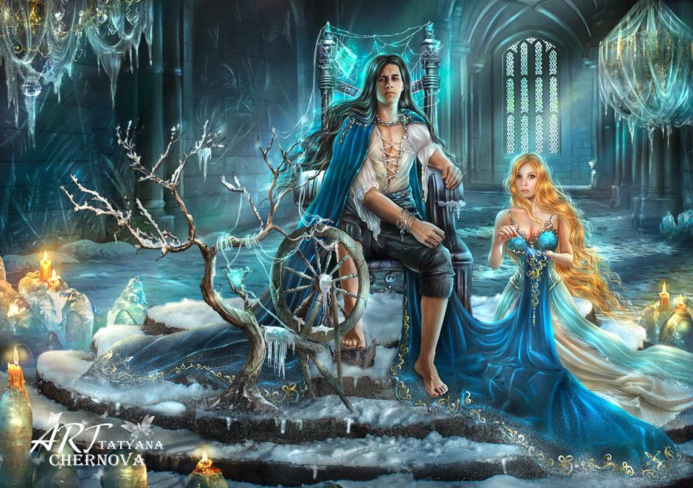 Spinner for the Fairy King