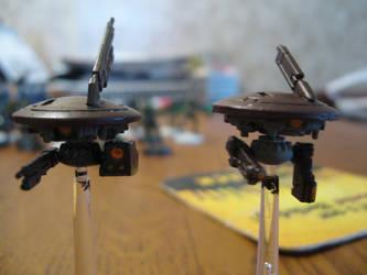 Tau Marker Drones by jsdragon56