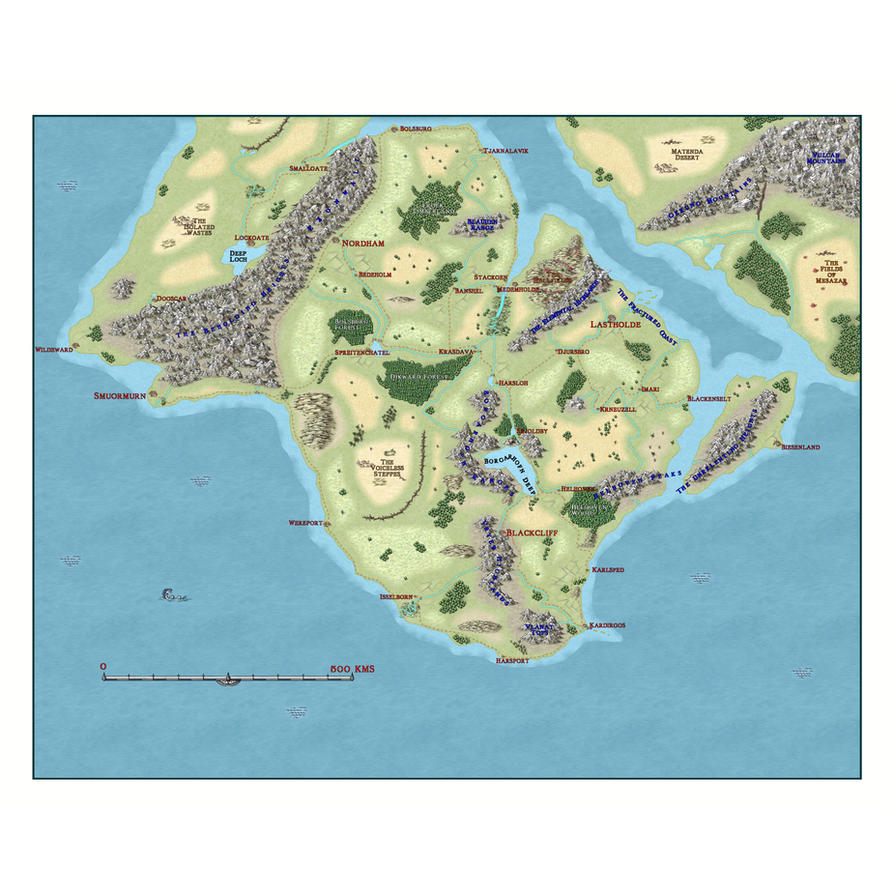 Map of Valulahur by cdfie1