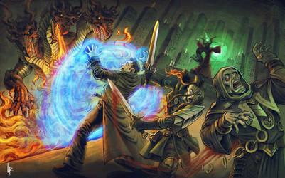 Fight With Gonaeli Rev by cdfie1