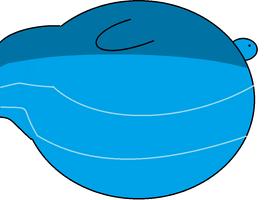 Greedy Whale 2 by ultraoddscreation