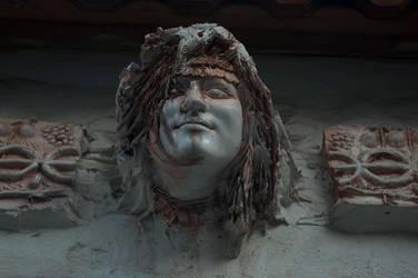 Statue Head 2