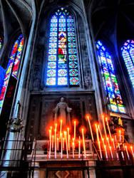 Candles Of Faith