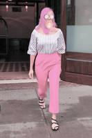 Margot Robbie Pink Bubblegum Bimbo by ksangre