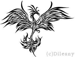 Phoenix by Dileany