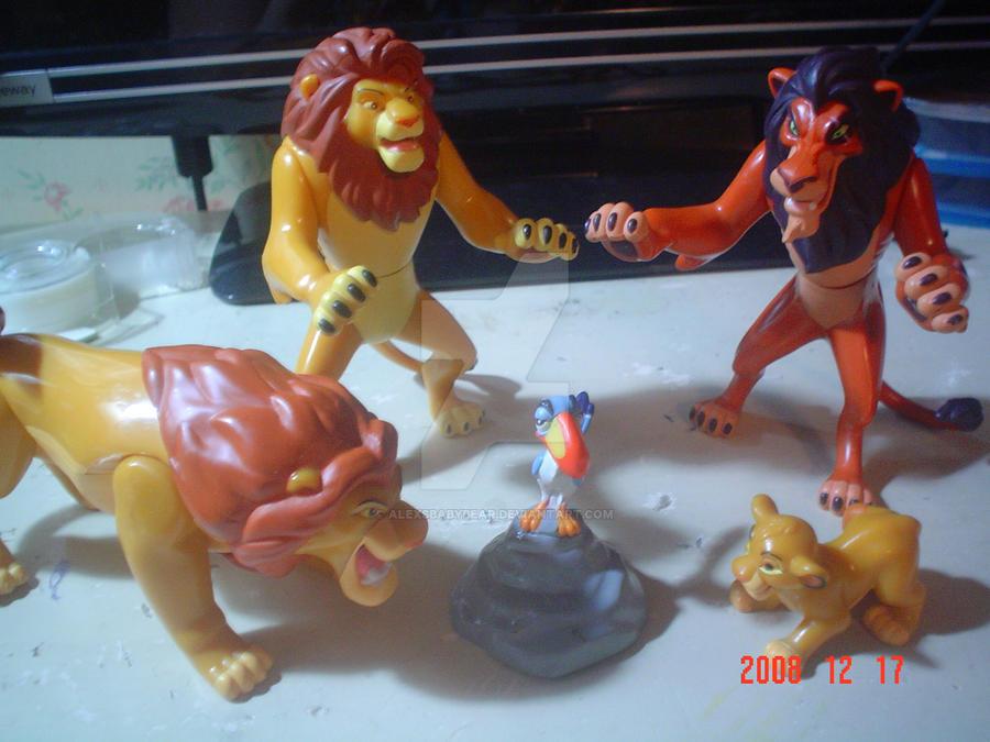 Toys R Us Lion Toys : Lion king kb toys set by alexsbabybear on deviantart