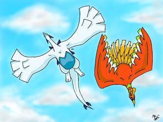 Flying Legends by AlexsBabyBear