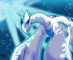 Underwater Legend by AlexsBabyBear