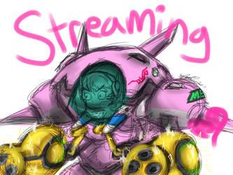 Streaming Live! by AlexsBabyBear