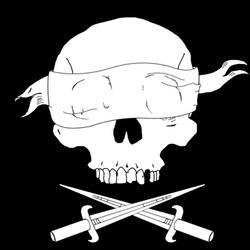 Jolly Roger Blind Man