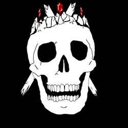 Jolly Roger Blood Crown