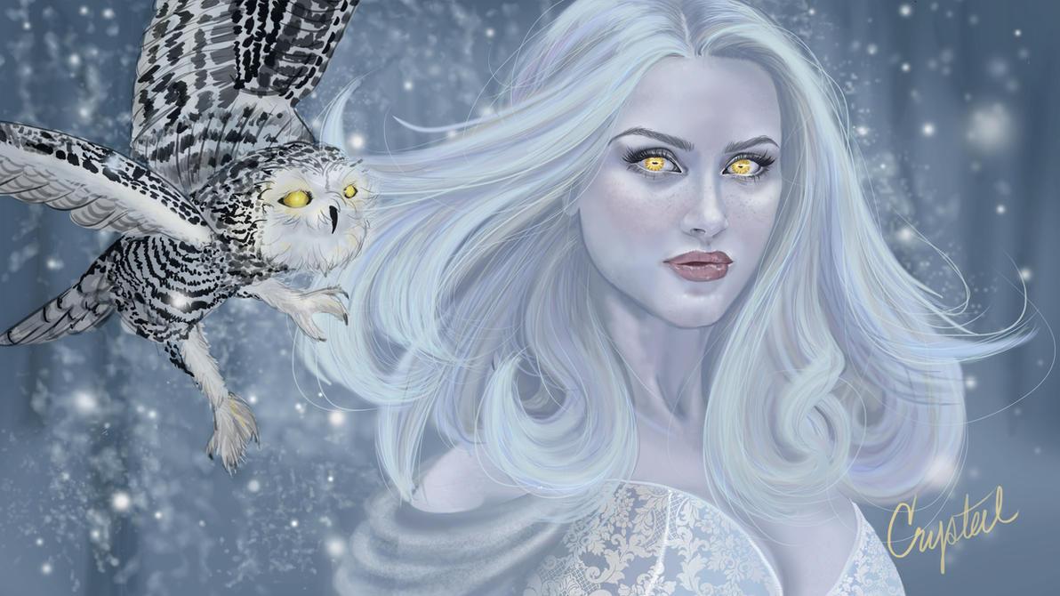 Snow White by midnightt-crystal