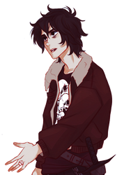 Pleased-To-Meet-You-Nico-di-Angelo by Mary-Smire