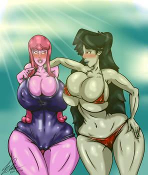 bikini time