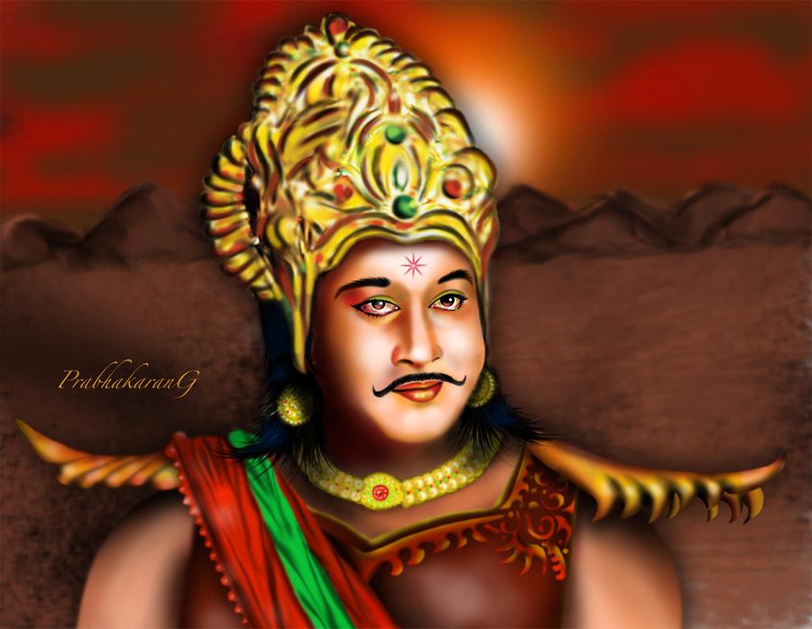 Sivaji Ganesan by thelfs