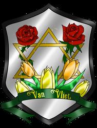Van Vliet Family Crest