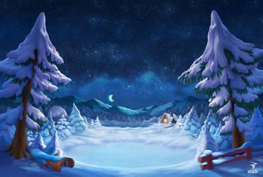 Winter-2015 by Bahryi