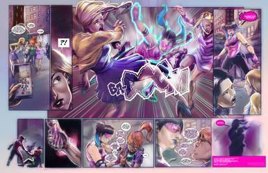Arclight-Comics - Mini Issue #3 - Stand Up