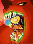Kon The Fox by dmstei00