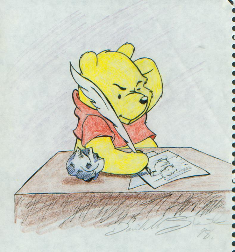 Pooh by dmstei00