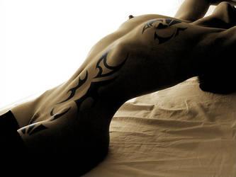 tatoo by Hoshen