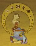 Iris - Priestess