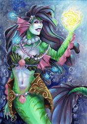 Mermaid - Base Art