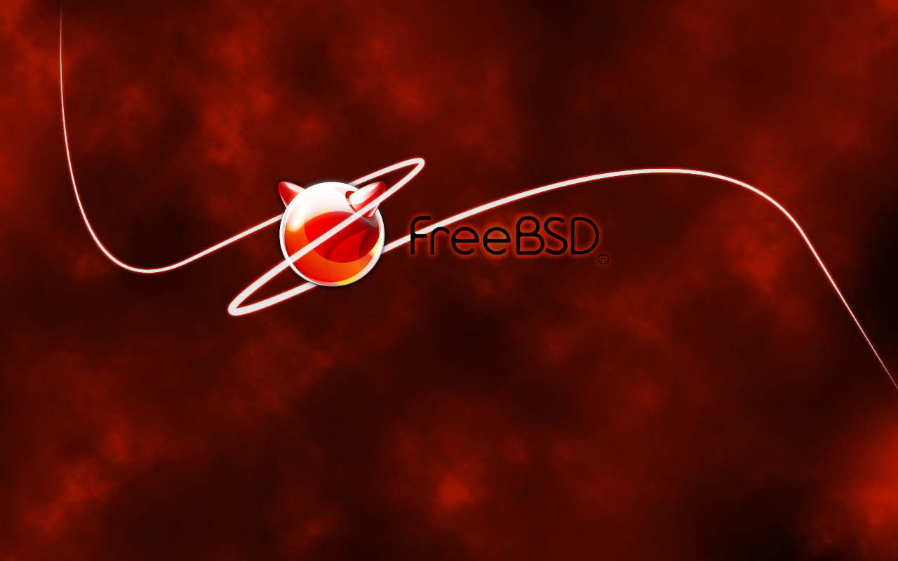 FreeBSD Wallpaper by  Freebsd
