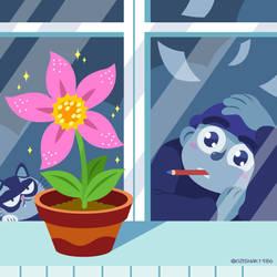 Quarantine Art Challenge - Flower