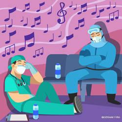 Quarantine Art Challenge - Music