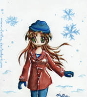 Winter by RinLina
