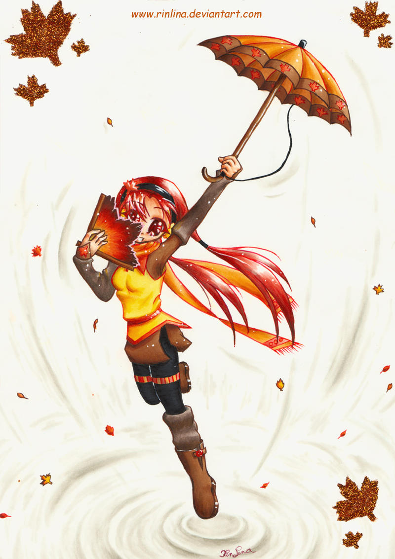 Autumn Magical Girl Kuju