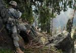 Hunting Taliban in Naray