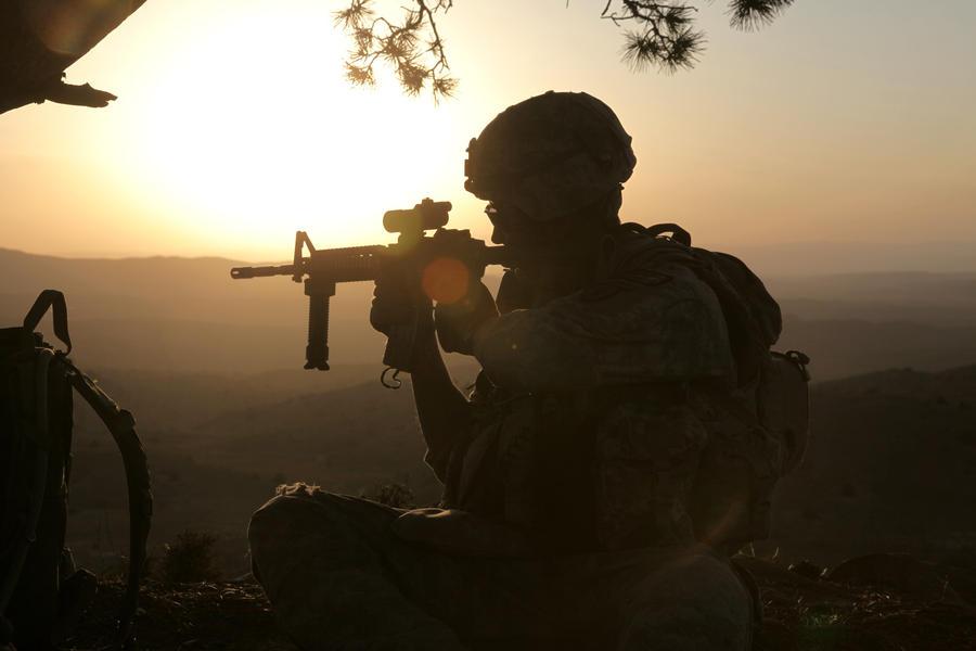 Sar Howza, Afghanistan by MilitaryPhotos